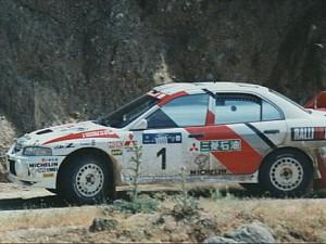 Makinen Acropolis 1997