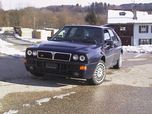 Car Delta Integrale Evo III