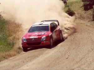 Citroen Xsara WRC - Acropolis Rally 2001
