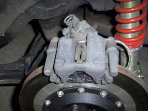 Cossworth Car Suspension