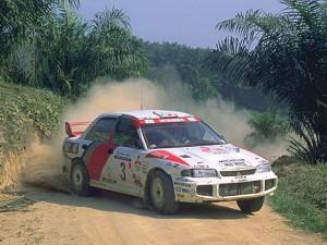 Mitsubishi Lancer Evolution IV