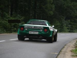 Lancia Stratos Car