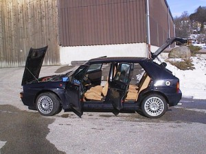 Car Delta Integrale Evo III