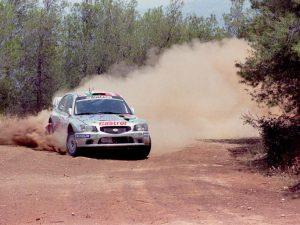 Acropolis Rally - Hyundai Accent